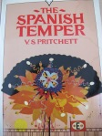 the spanish temper - vs pritchett 29-4-13