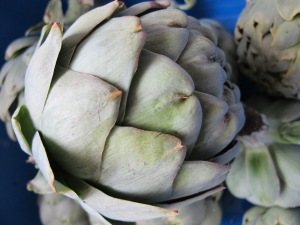 granada veg stew - artichoke 30-4-13