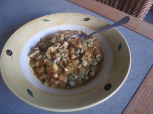 granada veg stew - plateful 30-4-13