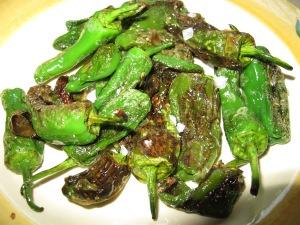 pimentos del pardon - plateful 12-7-13