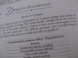 fennel gratin - recipe page Delia 18-8-13