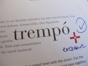 trempo - recipe page 10-8-13