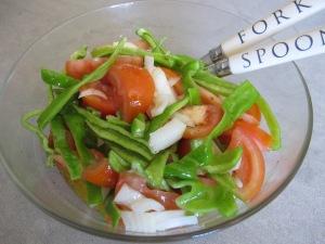 trempo - salad in bowl 10-8-13