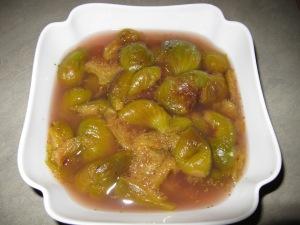 vanilla-poached figs - bowlful 15-7-13