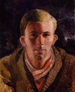 NPG 5197; Gerald Brenan by Dora Carrington