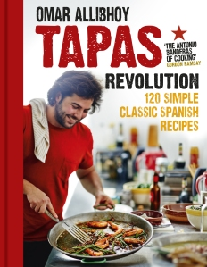 Tapas Revolution - book cover 2-9-13