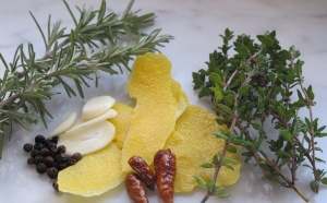 6 ingredients for olives 17-3-12