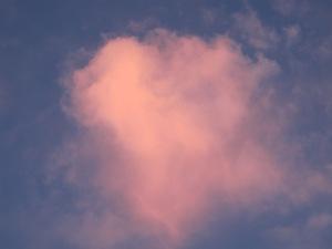 cloud at sunset4 7-10-13