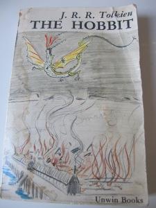 The hobbit - JRR Tolkein 19-12-13