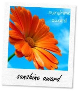 sunshine-award logo 6-1-14