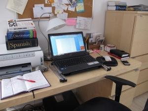 my desk - spain 26-4-13 (2)