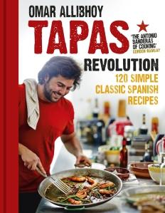 Tapas Revolution - book cover 2-9-13
