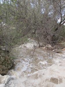 little bridge after storm1 26-3-13