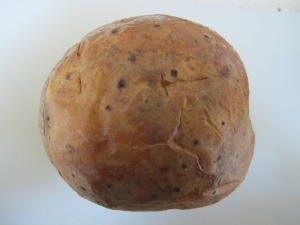 potato - just out of the oven 22-3-14