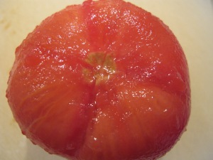 tomato - whole skinned close-up 2-3-14