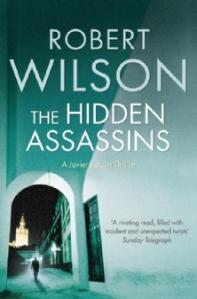the hidden assassins by robert wilson 3-5-14