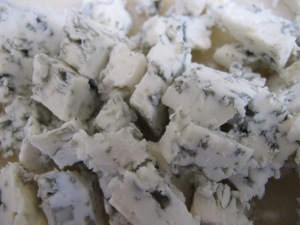 blue cheese - chopped 17-6-14