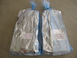 freezing - in bags 2-6-14