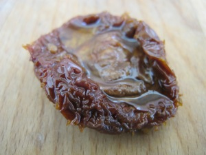 sun-dried tomato - close-up 22-6-14