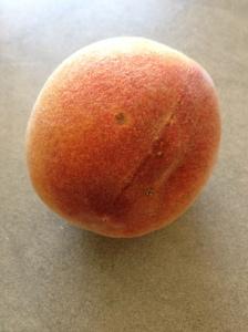 a peach 21-7-14