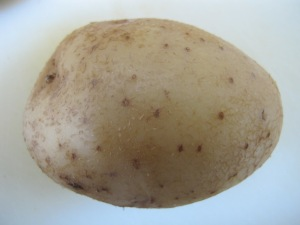 potato - close-up 11-7-14