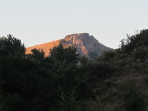 the mountain at sunrise 8-8-13 (2)