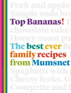 Top Bananas, the best ever family recipes - cover 26-7-14
