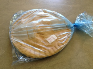 pie in freezer bag  3-8-14