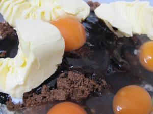 fruit, eggs & flour - ready to mix 24-9-14