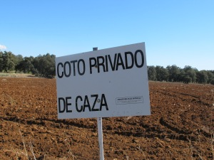 coto privado de caza - sign2 10-10-14