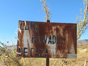 coto privado de caza - sign4 10-10-14