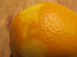 orange, zested 23-10-14