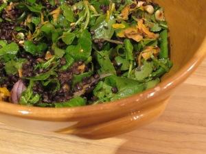 salad in serving bowl 23-10-14