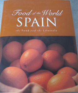 book cover - Food of the World Spain 11-3-14