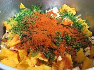 ingredients, to mix 20-3-15