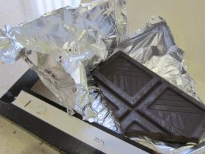 chocolate, broken in packet 15-4-15
