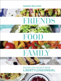 friends, food, family by sasha watkins - cover 21-10-14