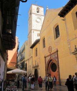 Malaga - Old Town 24-10-10