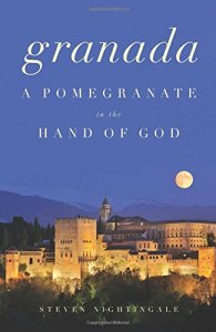 Granada, a pomegranate in the hand of god by steven nightingale