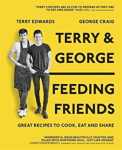 Terry and George - Feeding Friends by Terry Edwards & George Craig