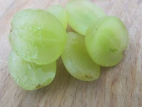 green-grapes-halved