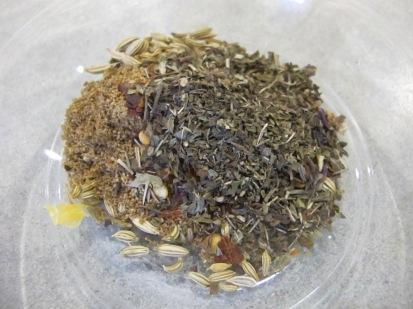 herb mix for butternut