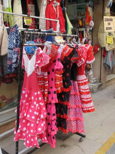 Malaga - flamenco dresses for children