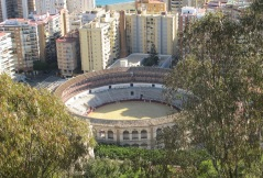 Malaga - the bullring
