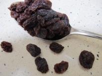 raisins - photo @Spanish_Valley
