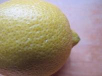 lemon - photo @Spanish_Valley
