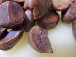 chestnuts - photo @Spanish_Valley